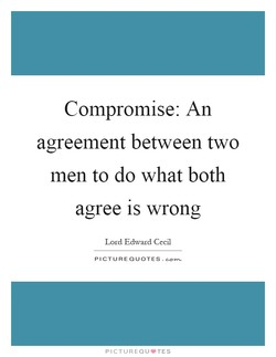 Compromise: An 