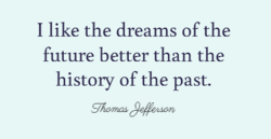 I like the dreams of the 