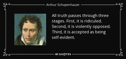 Arthur Schopenhauer 