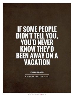 IF SOME PEOPLE 