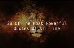 28 Of4The Most Powerful 