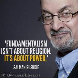 'FUNDAMENTALISM 