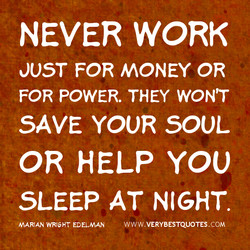 NEVER WORK 