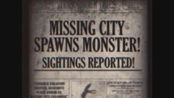 MISSING CITY, 