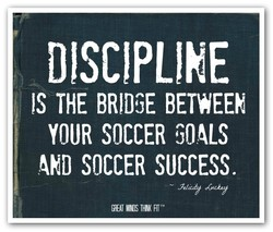 DISCIPLINE 