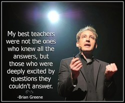 My best teachers 