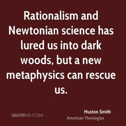 Rationalism and 