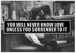 YOU WILL NEVER KNOW LOUE 