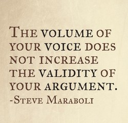 THE VOLUME OF 