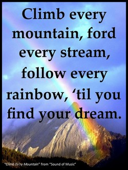 Climb every 