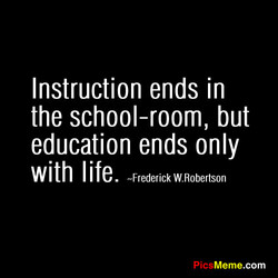 Instruction ends in 