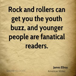 Rock and rollers can 