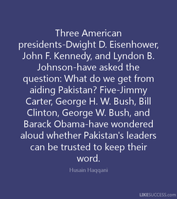 Three American 