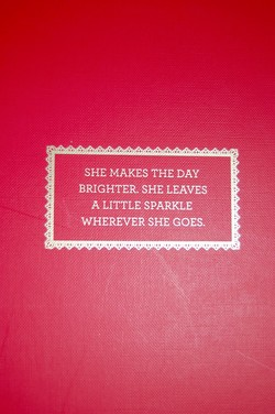 SHE MAKES 'THE DAY 