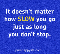 It doesn't matter 