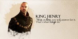 KING HENRY 