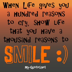 WHeN LiFe YOU 