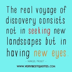The real voyage of 
