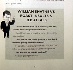 never got to make. 