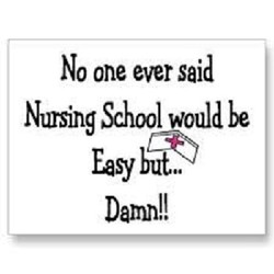 No one ever said 