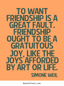 TO WANT 