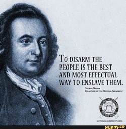 To DISARM THE 
