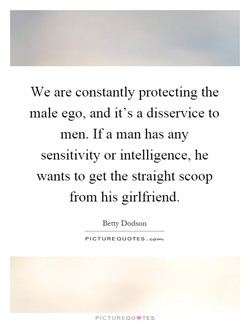 We are constantly protecting the 
