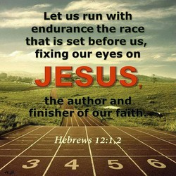Let us run with 