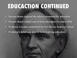 EDUCACTION CONTINUED 