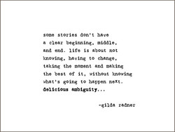 some stories don't have 