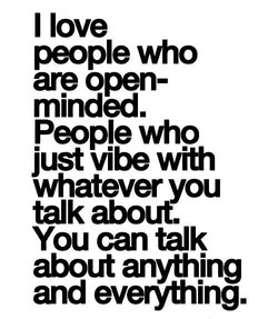 I love 