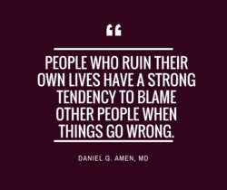 PEOPLE WHO RUIN THEIR 