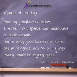 FUNDERSTANDING 