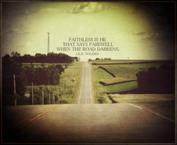 FAITHLESS IS HE 