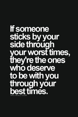 If someone 