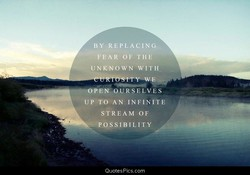 BY REPLACING 