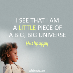 I SEE THAT I AM 