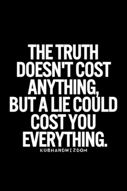 THE TRUTH 