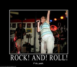 ROCK! AND! ROLL! 