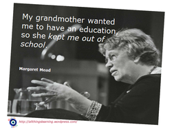 My grandmother wanted 