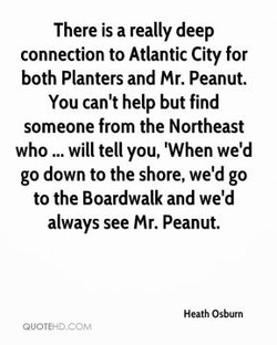 There is a really deep 