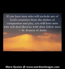 If you have men who will exclude any of 