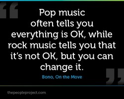 Pop music 