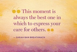 This moment is 