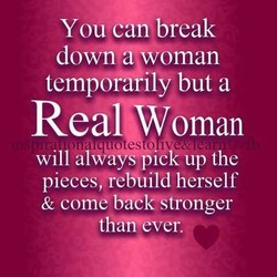 You can break 