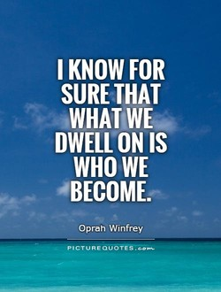I KNOW FOR 