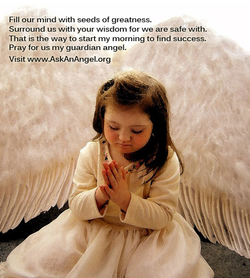 Fill our mind with seeds of greatness. 