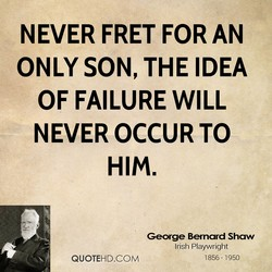 NEVER FRET FOR AN 