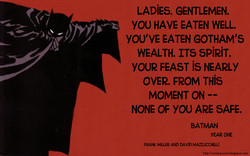 LADiES, GENTLEMEN,