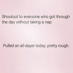 Shoutout to everyone who got through 